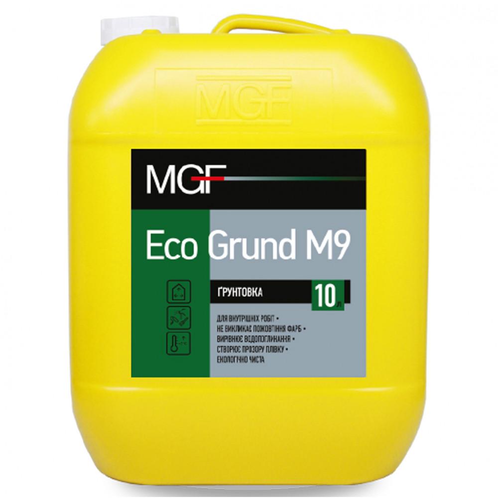 Грунт MGF Eco Grunt M9, 10л