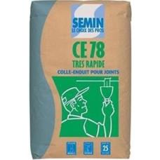 Шпаклівка Semin CE-78, мішок 25 кг.