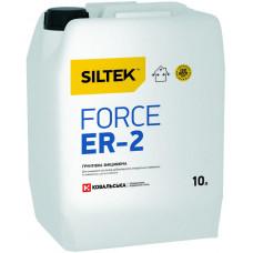 Ґрунтовка зміцнююча SILTEK Force ЕR-2, каністра 10л.
