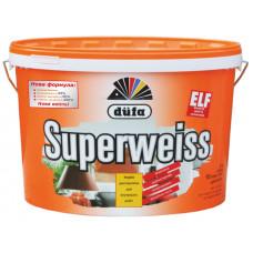 Супер стійка вінілова фарба Dufa Superweiss D4 10 л