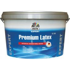 +Латексна біла фарба для внутрішніх робіт Premium Latex DE200 Dufa, 10 л