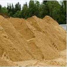 Пісок яружний навалом машина 5т.  Доставка Київ та Київська область