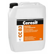 Емульсія еластифікуюча Ceresit СС 83, 10 л