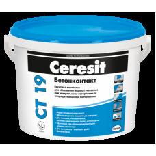 Ґрунтівка бетонконтак Ceresit CT 19 відро 14 кг.