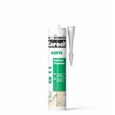 Акриловий герметик Ceresit CS 11, 280 мл