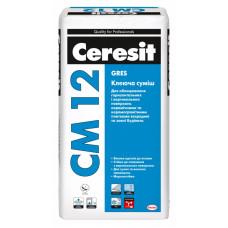 Клеюча суміш Ceresit CM 12 Gres, 25 кг