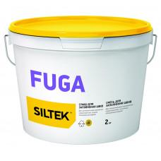 Суміш для заповнення швів,  біла Siltek Fuga, 2 кг