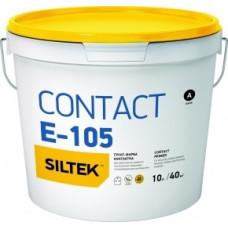Ґрунтівка контактна Siltek Contact E-105, база ЕА, 5 л