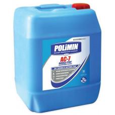 Ґрунтовка глибокопроникна Polimin АС-7 Фасад-ґрунт 10 л