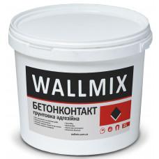 Грунтовка Wallmix БЕТОНКОНТАКТ адгезійна 1L