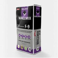 Клей для пінополістирольних плит Wallmix F-9, 25 кг.