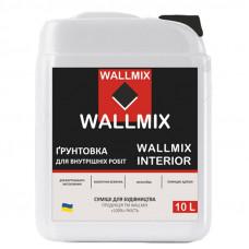 Грунтовка Wallmix Interior 10 L