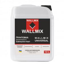 Грунтовка Wallmix Universal 10 L
