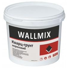 Кварц-грунт акриловий Wallmix 10L