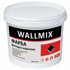 Фарба фасадна акрилова Wallmix AF11 10L