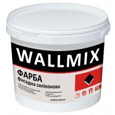 Фарба фасадна силіконова Wallmix SF12 1 L
